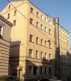 Дом, где жили до войны Конрад и Маркус Вольфы.
