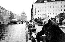 Маркус Вольф, разведчик и писатель.