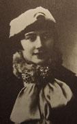 Любовь Евгеньевна Белозерская, 1914 год