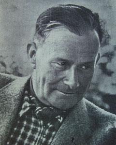 Писатель-антифашист Фридрих Вольф, отец Конрада и Маркуса