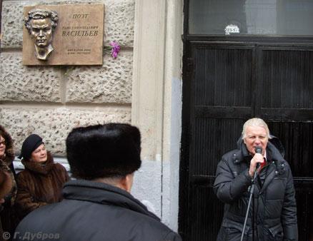 Народный артист России Юрий Назаров (фото автора)