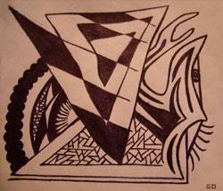Абстракция. Май 2004 г.