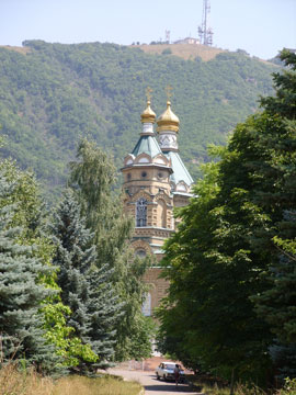 Лазаревский храм. Фото автора